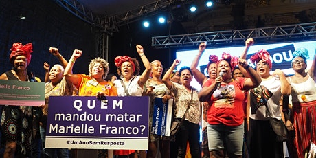 1000 Days That Have Shaken Brazil - Marielle Franco, Cinema and Memory Tickets