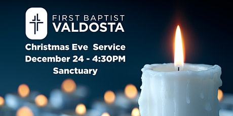 Christmas Eve - 4:30PM Service tickets