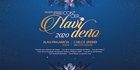 Concierto Navideño 2020 boletos