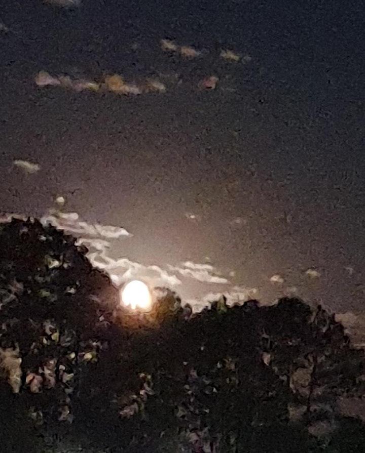 BURLEIGH HEADLAND  Full Moon Celebration image