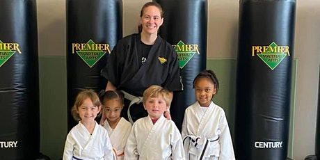 PRE-SCHOOL AGE  3 and 4 Year Olds - Karate Program! Free Trial PMA Mableton tickets