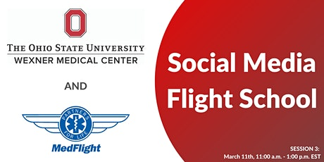 Social Media Flight School:  Session 3 tickets