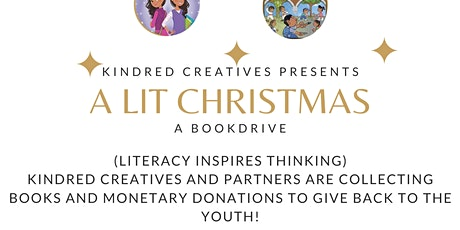 The LIT Christmas Bookdrive tickets