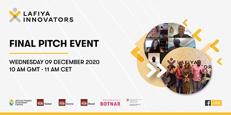 Final Pitch Event · Lafiya Innovators tickets