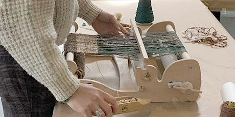 Hand Weave a Sampler tickets
