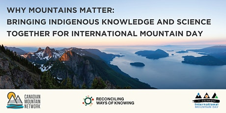 Reconciling Ways of Knowing: Why Mountains Matter tickets