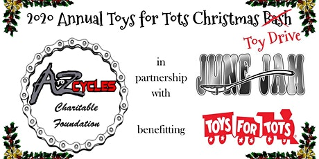 Annual Toys for Tots Christmas Toy Drive tickets