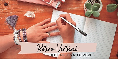 Retiro Virtual: ✨Intencioná tu 2021✨ ingressos