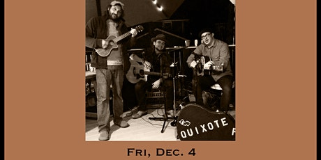 The Quixote Project  - Tailgate Under The Tent Series tickets