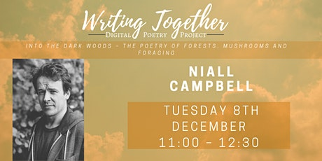 Writing Together Workshop with Niall Campbell tickets