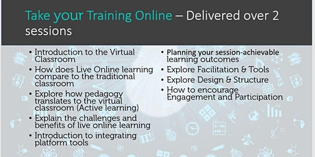 TYTO1 ACL Professional Development: Take Your Training Online Session 1of2 tickets