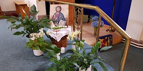 Saturday Vigil Mass 6 pm  5th December2020 at St Leo the Great Glasgow tickets