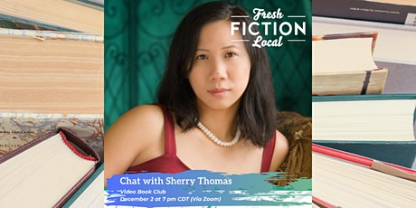 Video Book Club with Author Sherry Thomas tickets