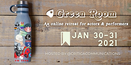 The Green Room | JANUARY 2021 LAUNCH EVENT tickets