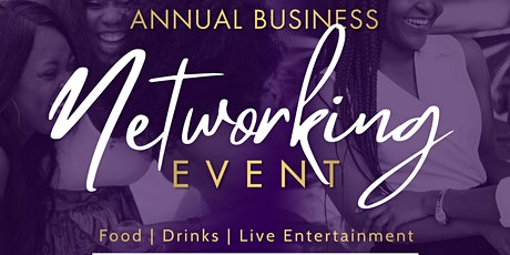Annual Business Networking Event tickets