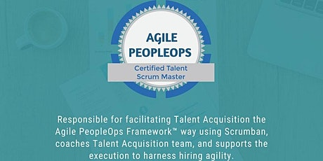 APF Certified Talent Scrum Master (APF CTSM)™| Jan 22-25, 2021 tickets