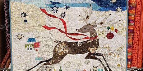 Peppermint Collage Class by Laura Heine tickets