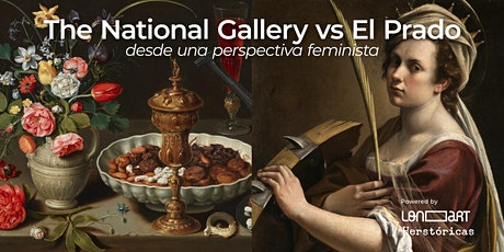 The National Gallery VS Prado - desde una perspectiva feminista entradas