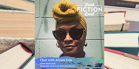Video Book Club with Author Alyssa Cole tickets