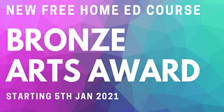 DC Learn Bronze Arts Award Course tickets