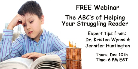 The ABC's of Helping Your Struggling Reader tickets