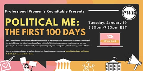Political Me: The First 100 Days tickets