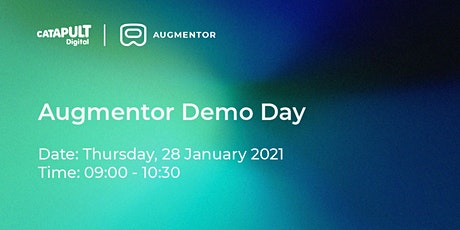 Augmentor Demo Day tickets
