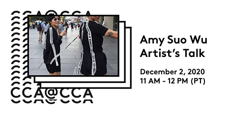 Artist Talk with Amy Suo Wu tickets