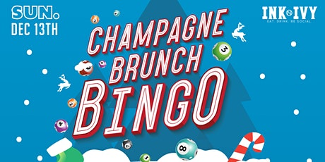 Champagne Bingo Brunch at Ink N Ivy Greenville, SC boletos