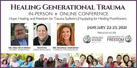 Healing Generational Trauma Conference tickets