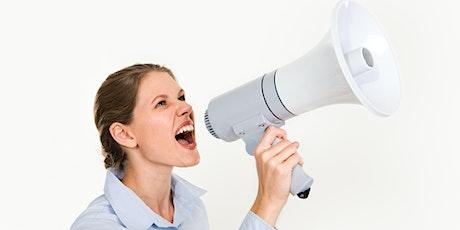 Técnicas de Comunicação Persuasiva - versão online  24ª Edição ingressos
