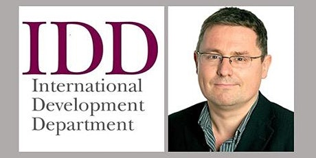 IDD Guest Seminar Series: Faith Identity, Religion and Development Impact tickets
