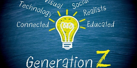 Generation Z: The Student Labour Force Reshaping Marketing & Recruitment tickets
