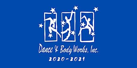 Copy of Dance & BodyWorks Inc. Trial Class tickets