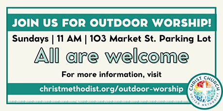 December 6th Outdoor Worship (Church Offices Parking Lot) tickets