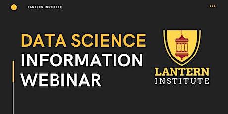 ONLINE EVENT: Free Data Information Science Webinar tickets