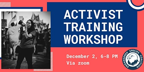 ONLINE: New Mexico Advocacy Training Workshop 12/3/20 tickets