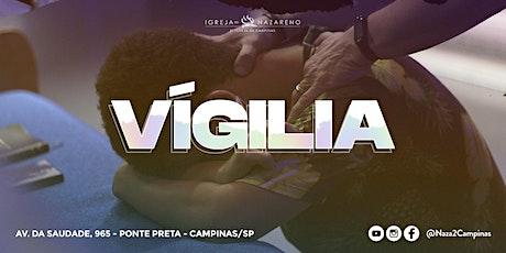 VIGÍLIA - 04/12 - 20h ingressos