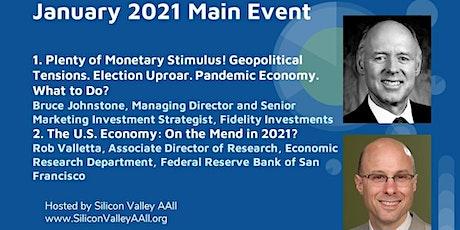 SV-AAII January Main Event: 2021 US Economy tickets