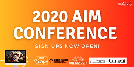 AIM Career Conference tickets
