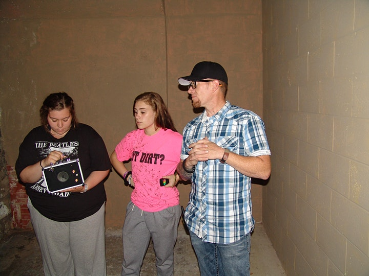 Overnight Ghost Adventure at Pythian Castle image