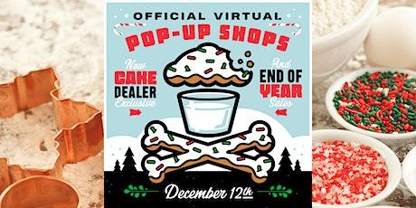 DALLAS Johnny Cupcakes DECEMBER Virtual Pop Up - HOLIDAY Exclusive tickets