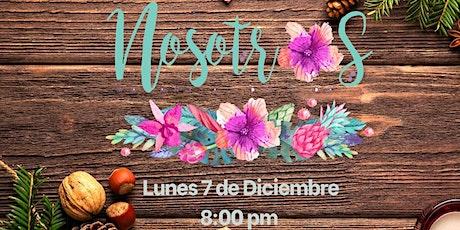 Nosotras Craft Diciembre boletos