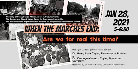 After the Marches End: Are We For Real This Time (Part 2) tickets