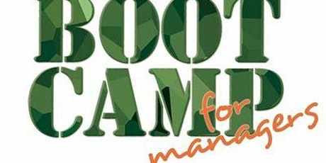 Management Boot Camp tickets