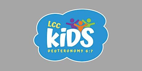 December 6, 2020 | 11:00a | LCC Kids tickets