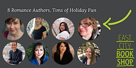 8 Romance Authors, Tons of Holiday Fun tickets