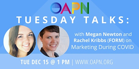 Tuesday Talks: Marketing During COVID tickets