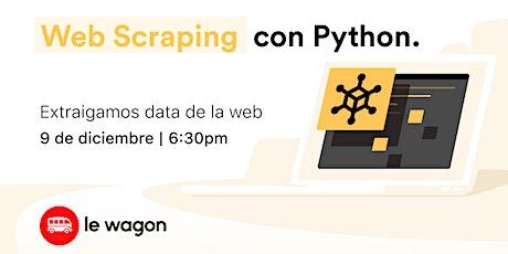 Web Scraping con Python entradas