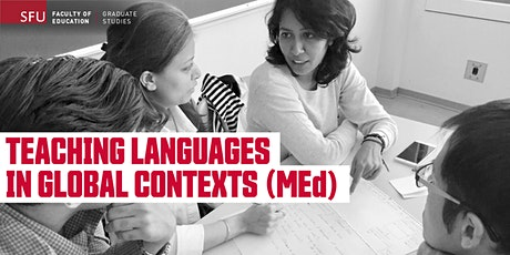MEd Teaching Languages in Global Contexts - Online Information Session tickets